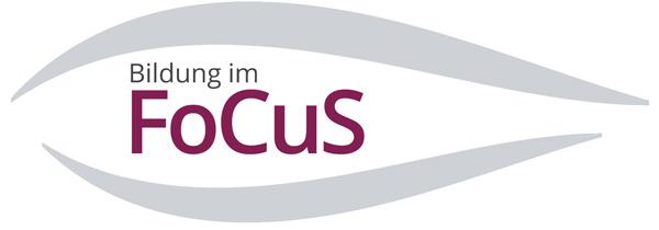 Logo - Bildung im FoCuS